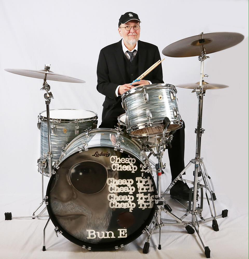 Join us in wishing Ludwig Artist Bun E. Carlos a very happy birthday!