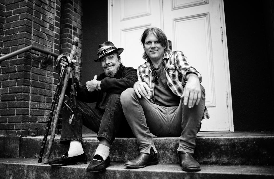 Shane Theriot (R) guitarist for H&O: 'Mac was truly one of a kind. I hope this record gets released soon - I know he wanted to share this project with the world'