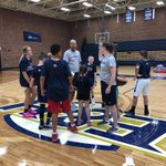 Image for the Tweet beginning: Last @USABYouth clinic is set