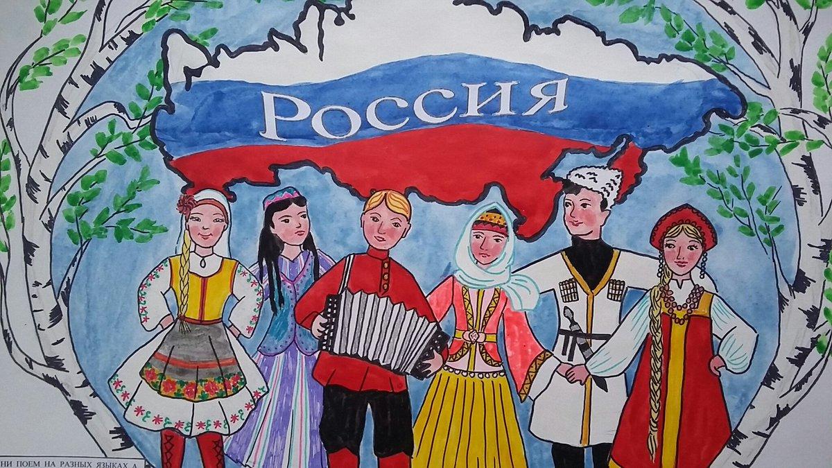 Картинки для срисовки на день украины