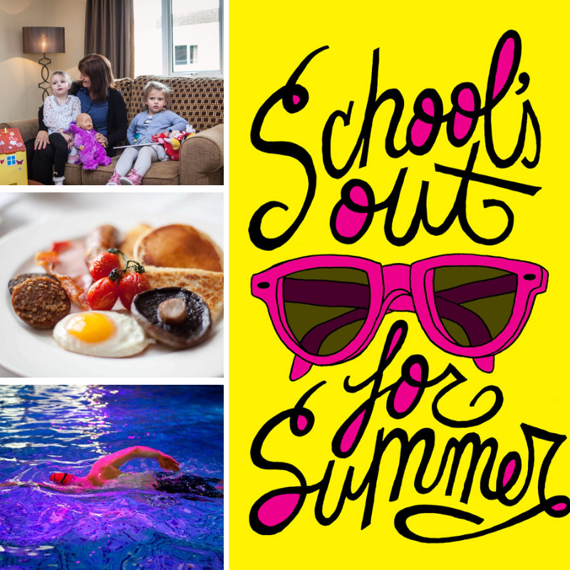 Schools Out for Summer 2 Night Stay At Four Seasons Monaghan 😍🌞 2 Nights Bed & Breakfast and a choice of tickets to either Armagh Planetarium or GR8 Activity Centre. Family Room for 2 adults & 2 Kids. Price: €279 per Family Valid: Midweek from 23rd June to 29th August. https://t.co/b6kEB7y9NM