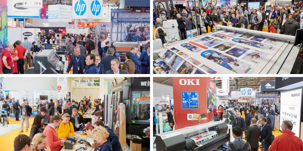 D Printing Exhibition Germany : Fespa screen digital textile printing exhibitions events and