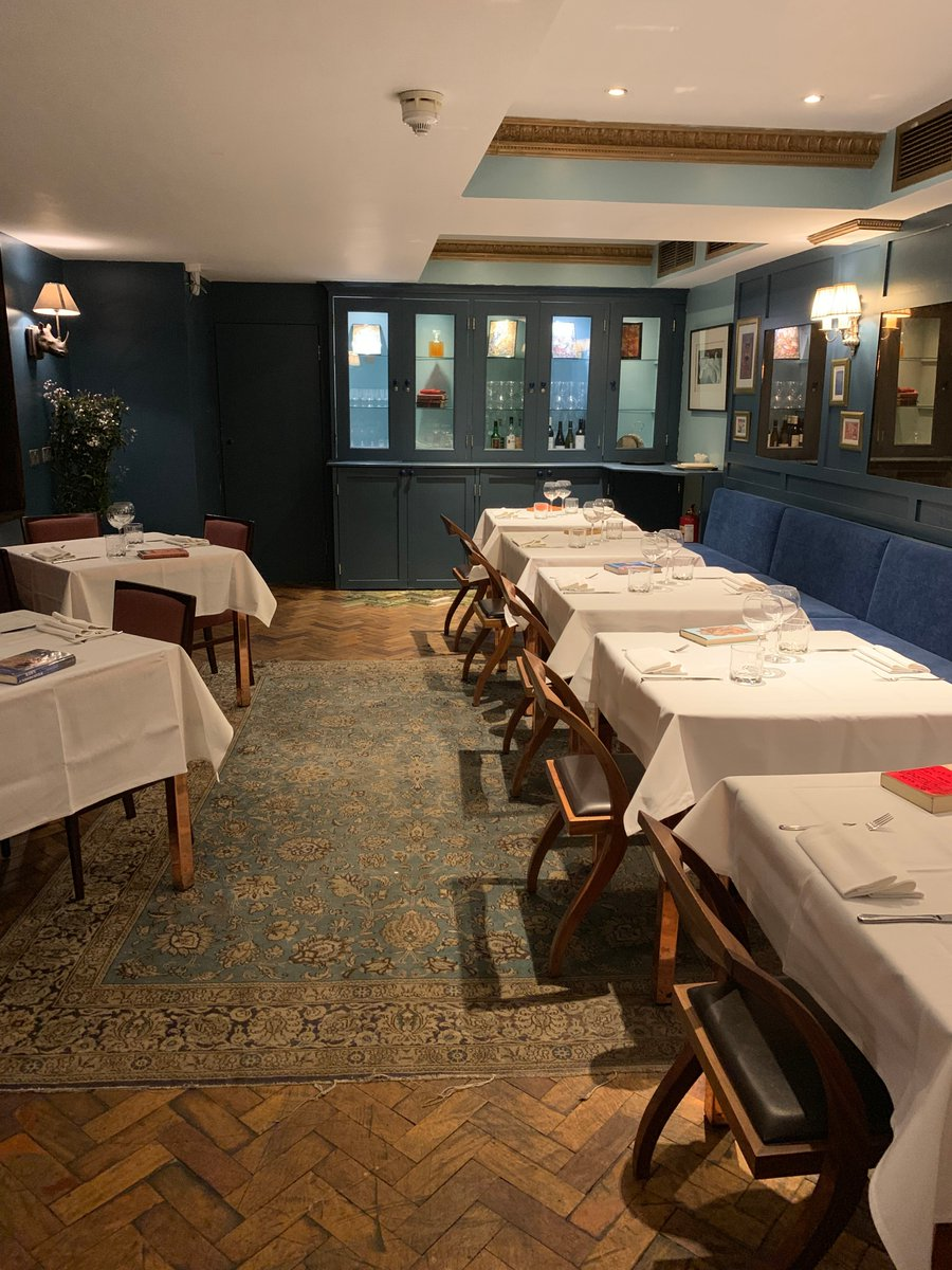 The private dining room @LIBRARYLondon is a great option for those looking for a trendy and quirky venue in the heart of theatreland!