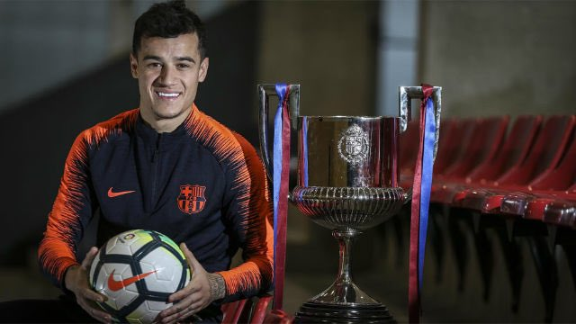 Happy Birthday to Barça s Philippe Coutinho!  Enjoy your day!