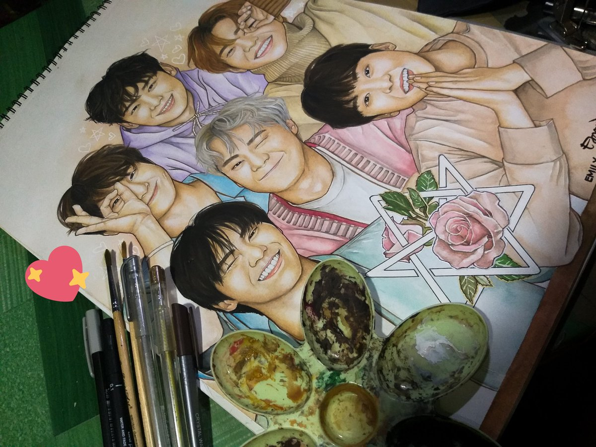 Always inspired  Another FanArt~  #ProudAROHA #arohaPH @ASTRO_Staff @fantagiomusic_ @fantagiogroup @offclASTRO @Aroha_PH<br>http://pic.twitter.com/7cRWTyYLQS