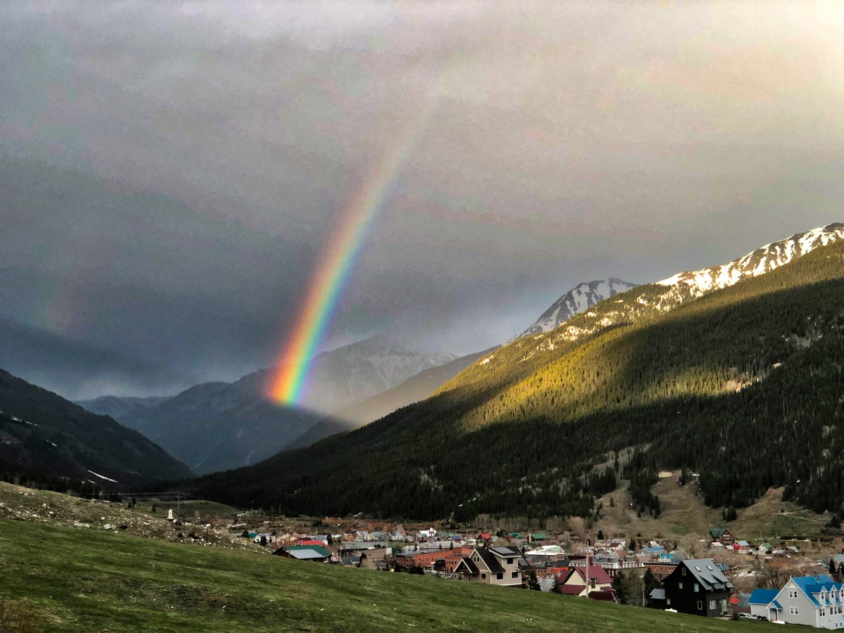 Bryon Powell takes a look on the bright side following the cancellation of the 2019 Hardrock 100, which he was to run. i-rn.fr/OnTheBrightSide