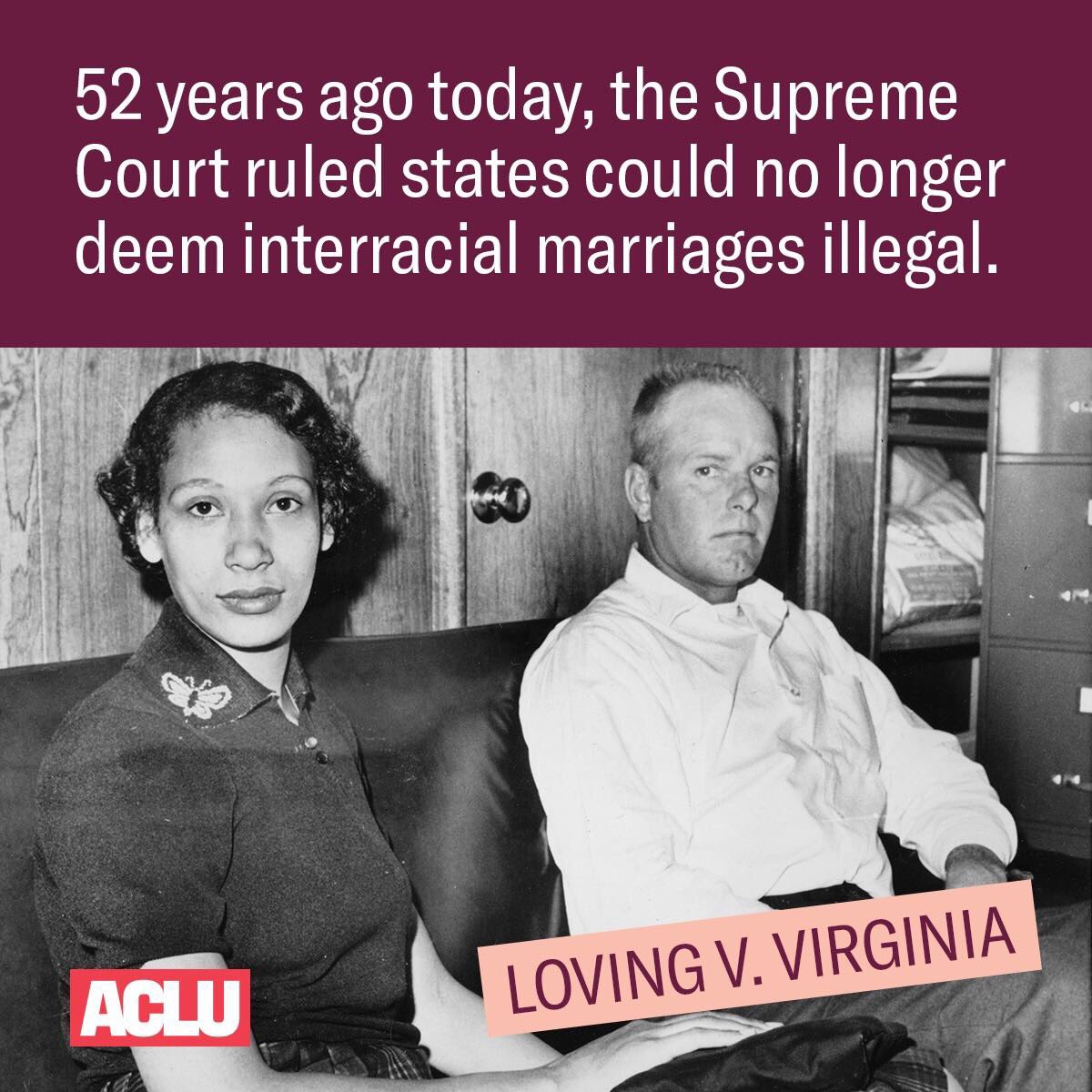 @ACLU's photo on #LovingDay
