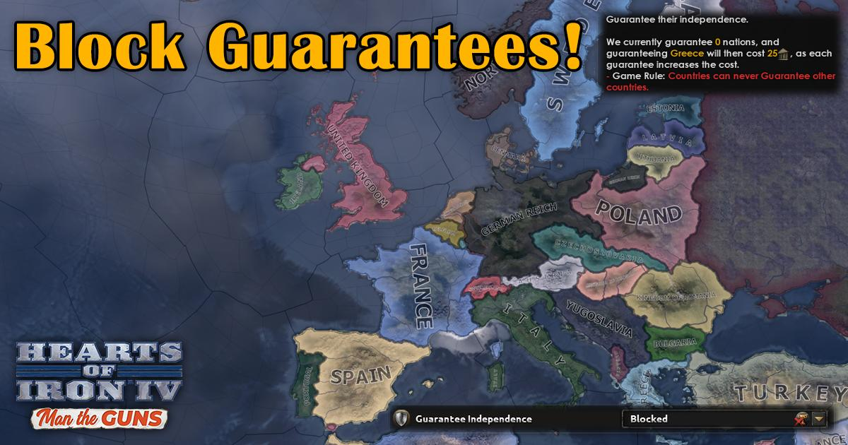Hoi4 Italy Strategy Man The Guns