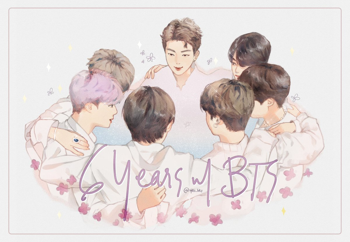 @yeo_bts's photo on happy 6th