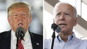 """An existential threat."" -- Biden on Trump ""Dumb. Loser. A dummy."" -- Trump on Biden While Biden uses fancy word plagiarized from Jean-Paul Sartre, Trump's slurs remain simple, unpretentious, easily grasped by Base. #NotDumb"