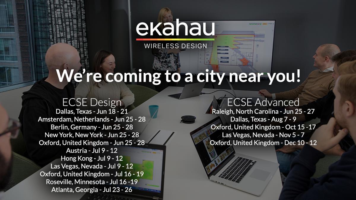 Ekahau (@ekahau) | Twitter