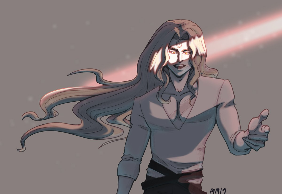 Also a Alucard I kinda ditched but decided to colored for practice  #Castlevania #Alucard <br>http://pic.twitter.com/W49vKraTzh