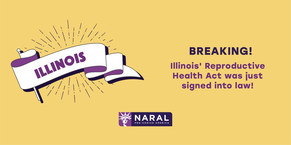 @NARAL's photo on Reproductive Health Act