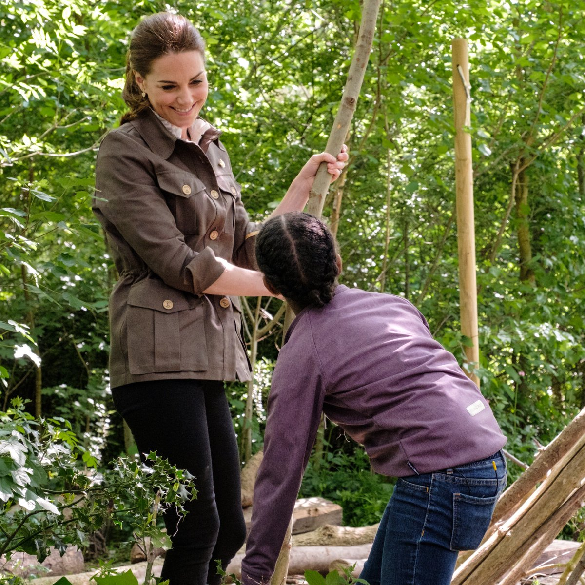 Surprise! Kate Middleton Is Starring in a Kids' Film About Nature