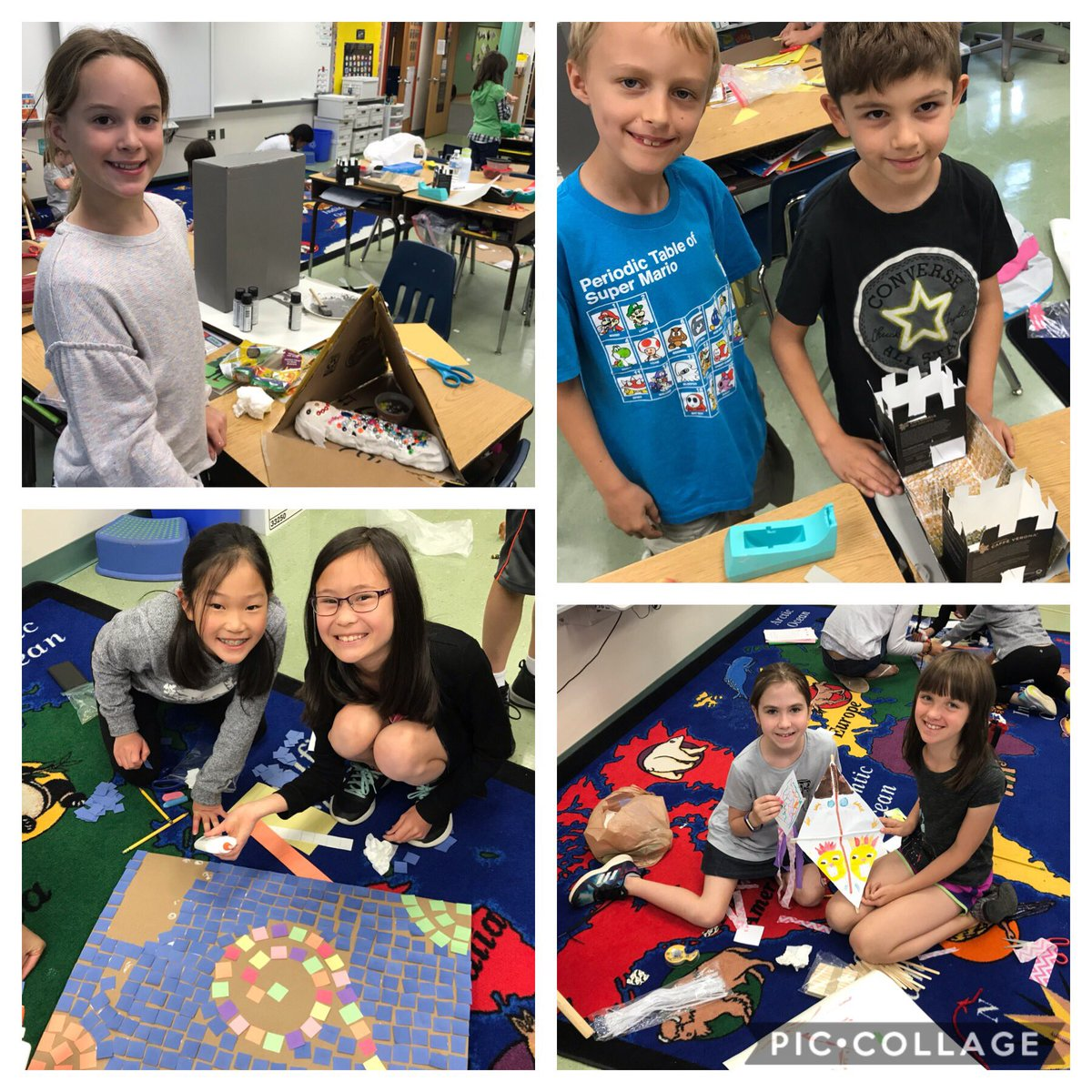 Great ancient civilizations projects underway in third grade! <a target='_blank' href='http://search.twitter.com/search?q=TuckahoeRocks'><a target='_blank' href='https://twitter.com/hashtag/TuckahoeRocks?src=hash'>#TuckahoeRocks</a></a> <a target='_blank' href='https://t.co/7KrTKVIcIZ'>https://t.co/7KrTKVIcIZ</a>