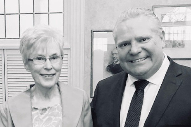I'm very sad to learn that Julia Munro passed away. Julia was a tireless and dedicated advocate for the people of York Simcoe. Her service to her community and her province is an example for all of us privileged to serve at Queen's Park.