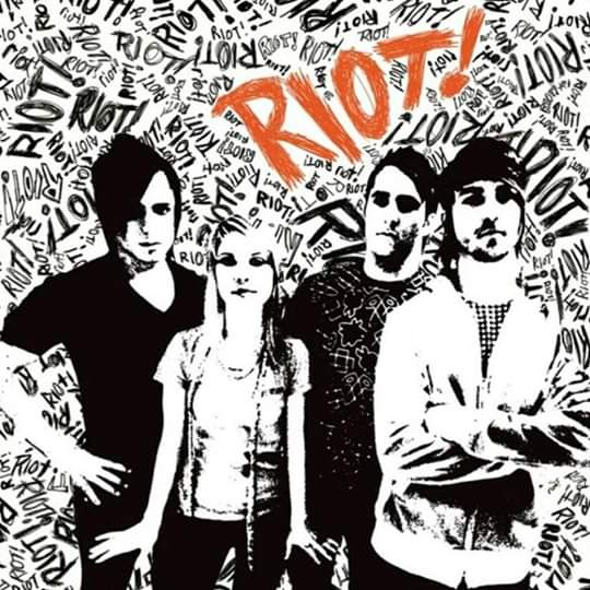 Happy Birthday 12th RIOT!   One of the best albums out there! The songs will never get old.   @paramore @yelyahwilliams  @zacfarro  @itstayloryall  #12yearsofRIOT #RIOT<br>http://pic.twitter.com/AzTUgqZvv3
