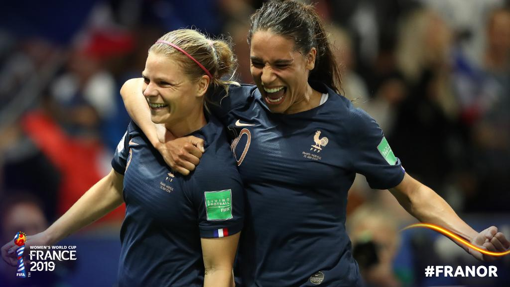 Another day, another goal for @ELS_9_FRANCE   #FRANOR   #FIFAWWC<br>http://pic.twitter.com/kxpXAdaXMN