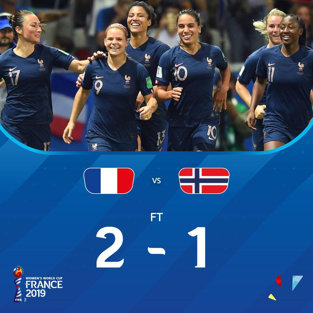 France-Norvège
