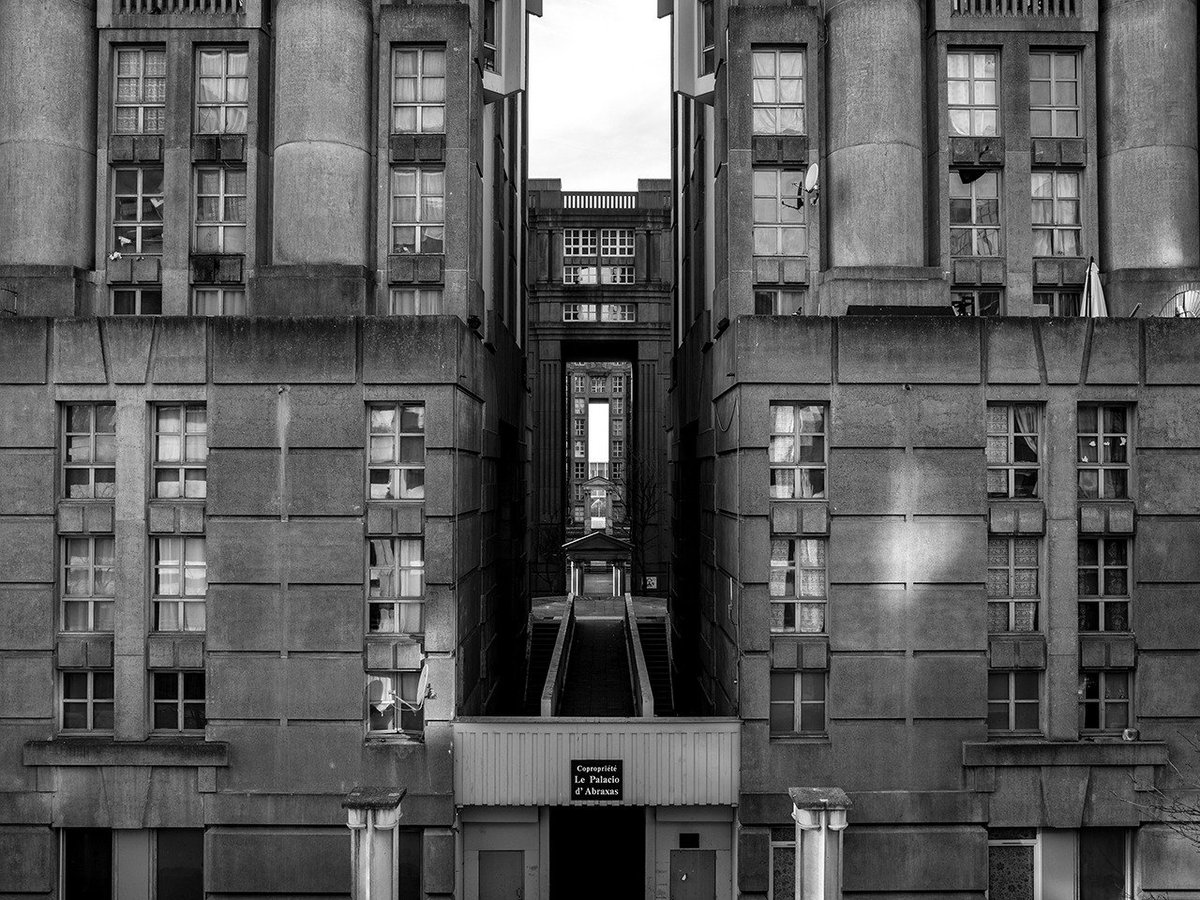 "Noisy Le Grand Architecture concrete architecture on twitter: ""noisy-le-grand - commune"