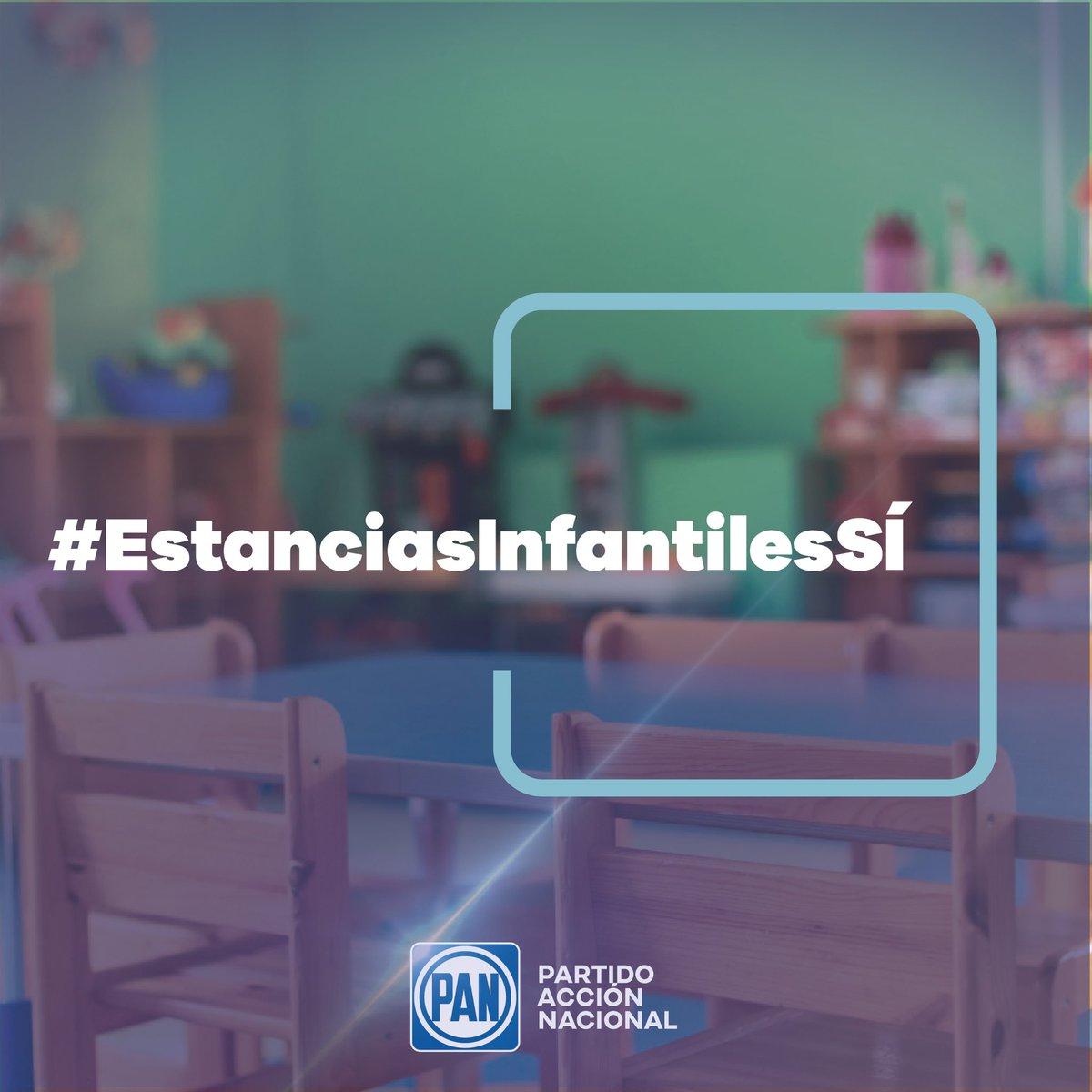 Como ya lo habíamos denunciado, cancelar las #EstanciasInfantilesSÍ viola los derechos de la niñez de #México, y por ello la @CNDH emitió una recomendación que el @GobiernoMX debe acatar y regresar el programa a todo el país.