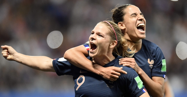 France have all but secured a place in the knockout stage of the Women's World Cup.Full story ➡http://bbc.in/2Ziz5CA  #NOR #FRA #FIFAWWC