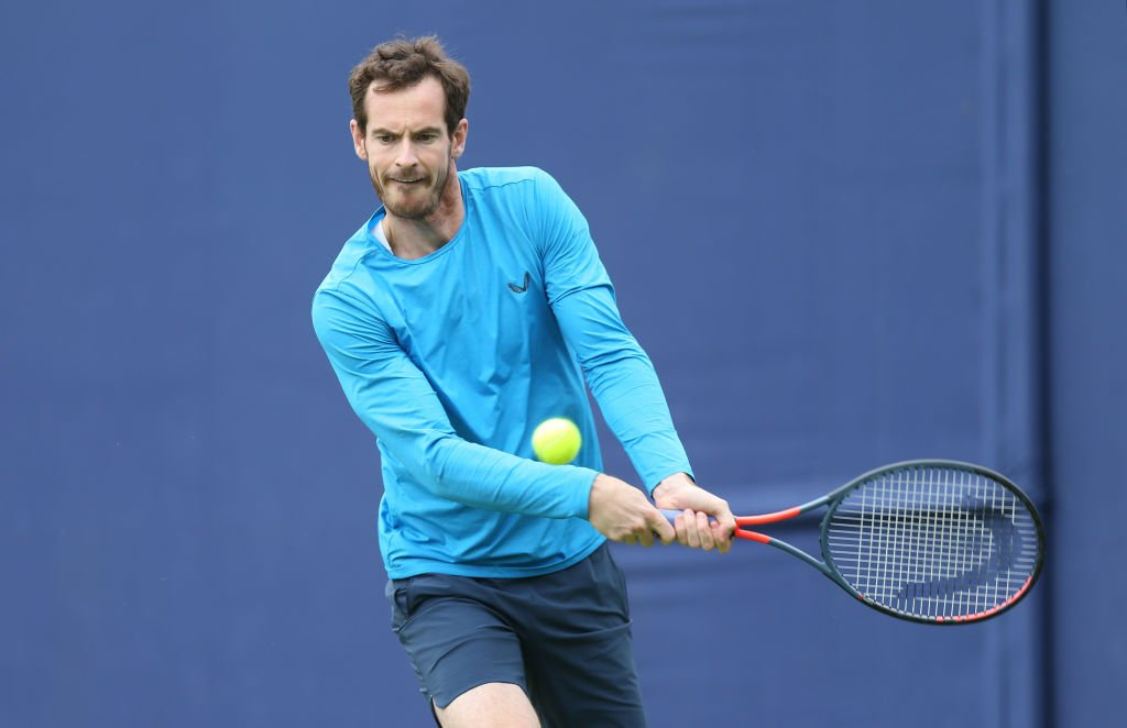 """""""I think it's going to take a bit longer.""""An update from Andy Murray on a return: https://bbc.in/2IHc2uq"""