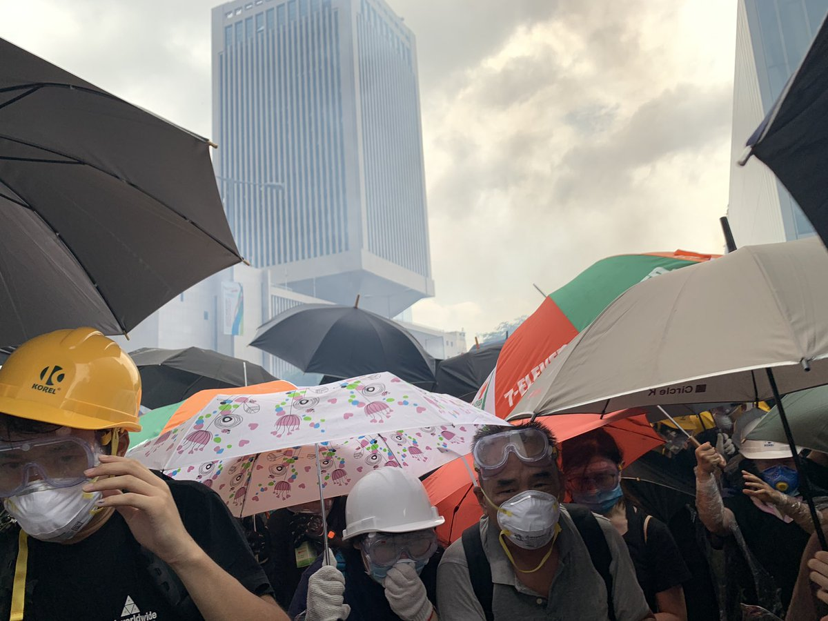 I am officially a text journalist but I have no words for today and for everything that is happening in my #HomeKong, therefore showing you photos I took. #612 #HongKong #extraditionbill   These were taken before 1700 on June12, Wednesday. <br>http://pic.twitter.com/H8ccNtIYG4