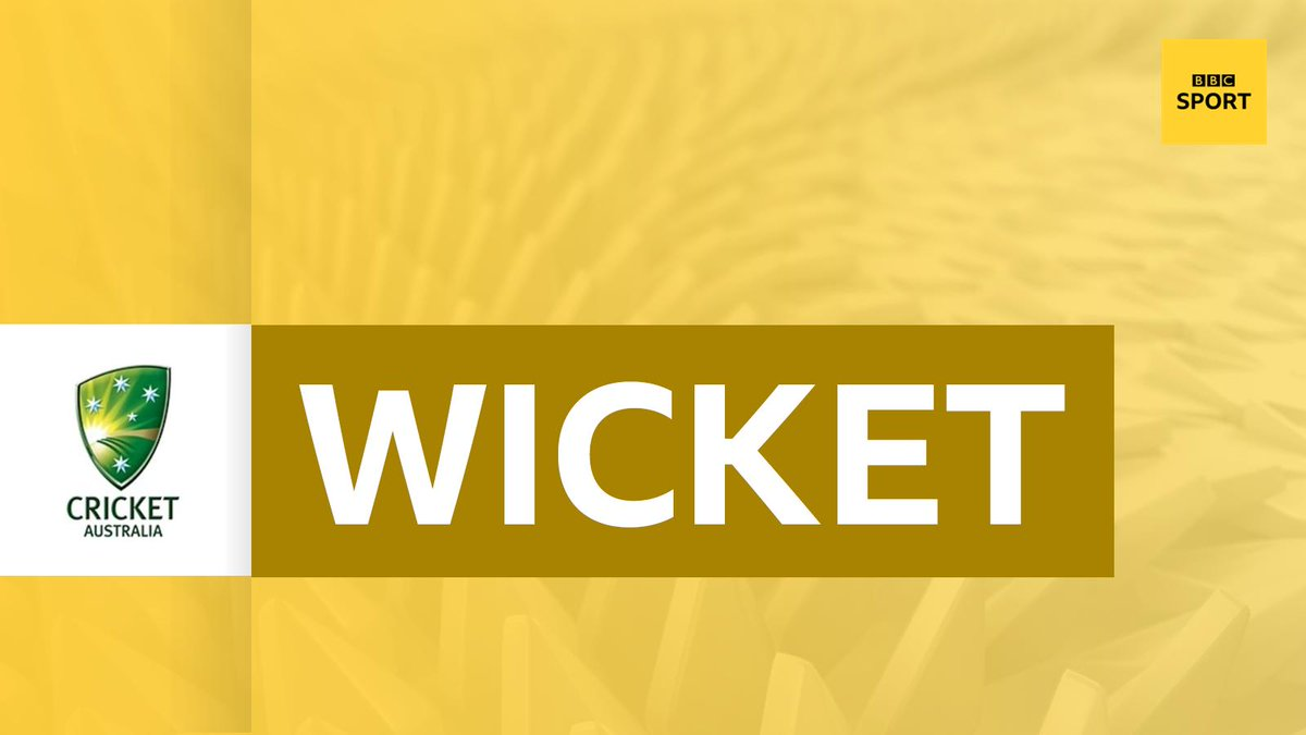 WICKET!All over! What a way for the match to end. Sarfaraz Ahmed is run out by Glenn Maxwell for 40. Pakistan 266 all out. Australia win by 41 runs.Live: https://bbc.in/2Ibbe1Z#bbccricket #CWC19