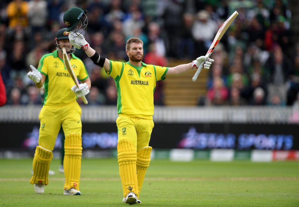 "David Warner: ""It means a lot to a batter to get a century. It was a great effort from Pakistan in the end but our bowlers bowled excellent. They probably got closer than we expected.""Live: https://bbc.in/2Ibbe1Z #bbccricket #CWC19"