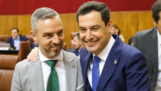 ÚLTIMA HORA | Vox retira su enmienda en el último minuto y salva los primeros Presupuestos del Gobierno andaluz de PP y Cs https://www.eldiario.es/andalucia/Vox-Presupuestos-Gobierno-PP-Cs_0_909209737.html… Por @DaniCela8