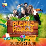 Image for the Tweet beginning: PICNIC CON LOS PANAS or
