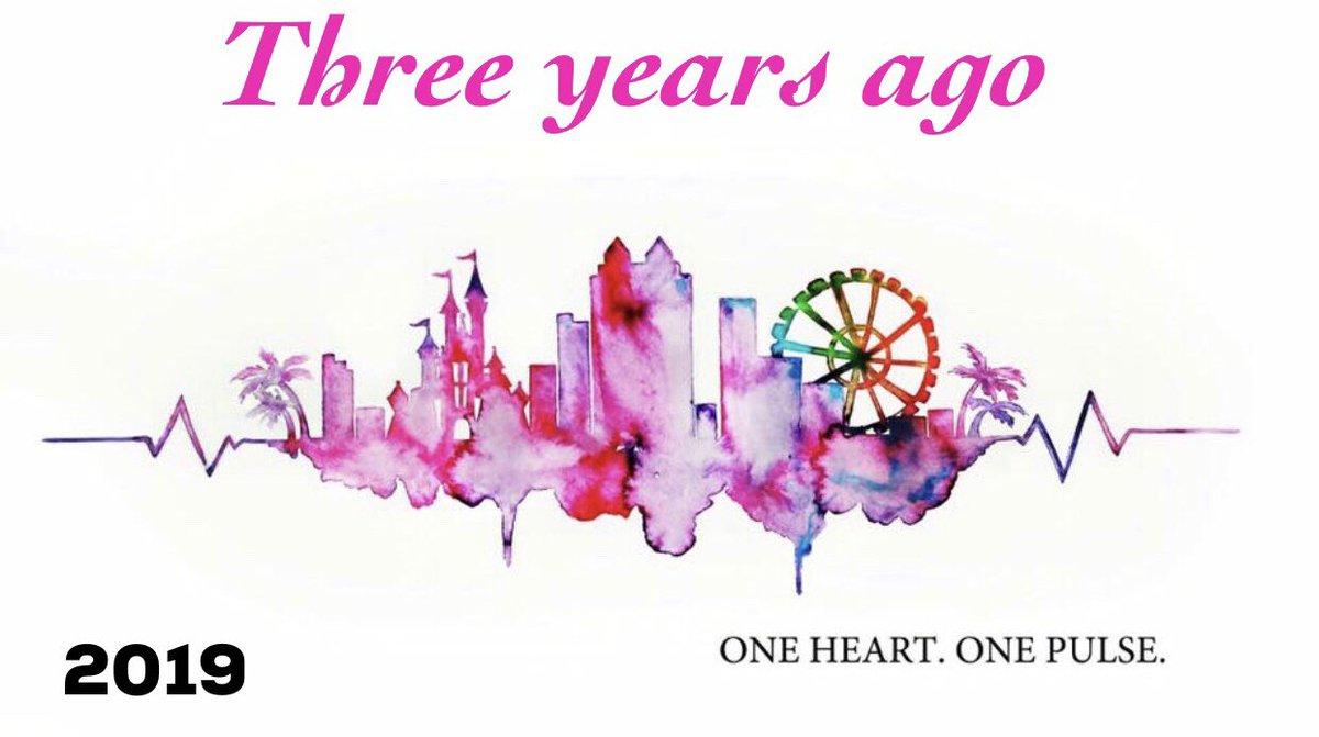#OnePulse ... three years ago! @hrexach