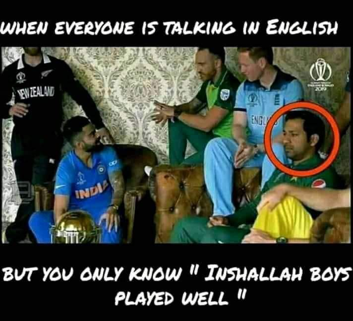 Inshallah Boys Played well😂😂😂#PAKvAUS