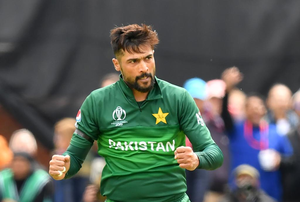 The ICC @Dream11 Fantasy top performers from today's #AUSvPAK clash1️⃣ Mohammad Amir: 72 pts2️⃣ David Warner: 663️⃣ Aaron Finch: 644️⃣ Wahab Riaz: 44.55️⃣ Mohammad Hafeez: 41.5#CWC19