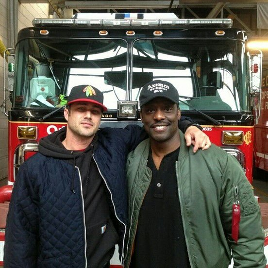 Happy birthday to the genius who plays Chief Boden, Eamonn Walker.