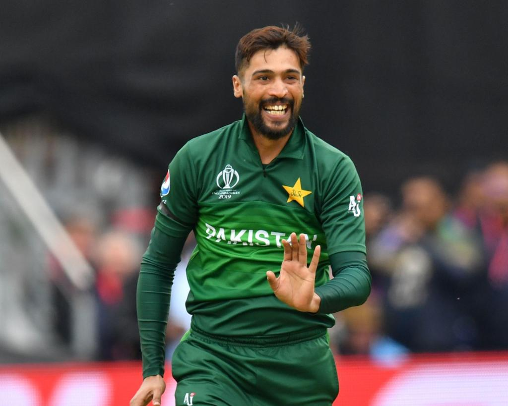 Leading wicket taker of #CWC19, @iamamirofficial talks about his first five wicket haul in ODIs and #AUSvPAK#WeHaveWeWill