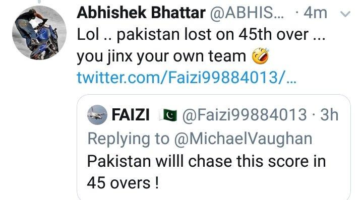 Pakistan fans 🤣