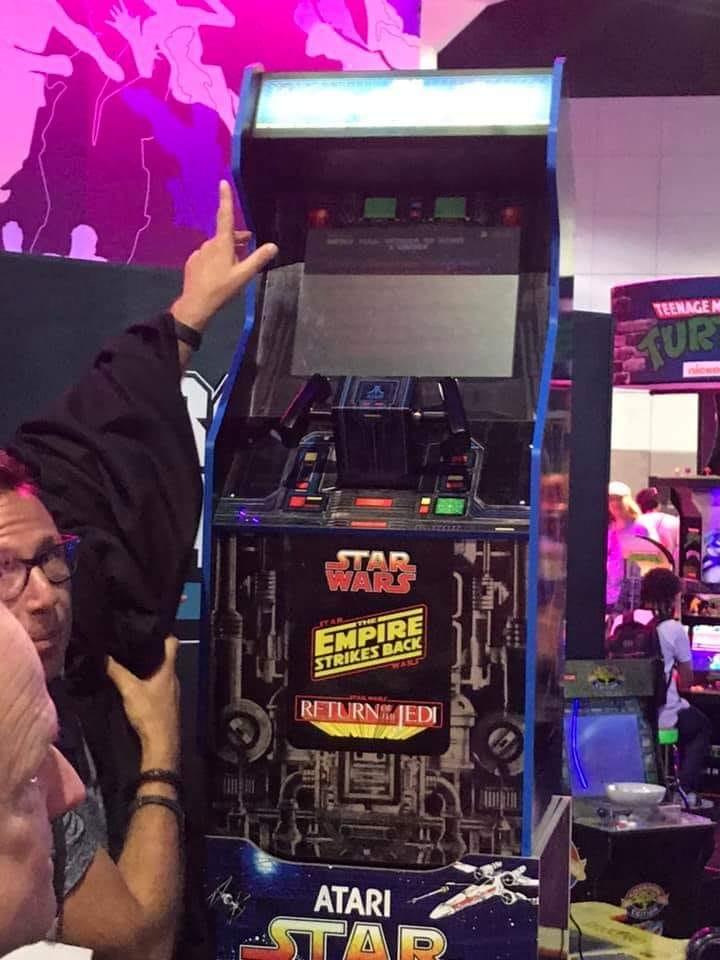 Arcade1up Leak