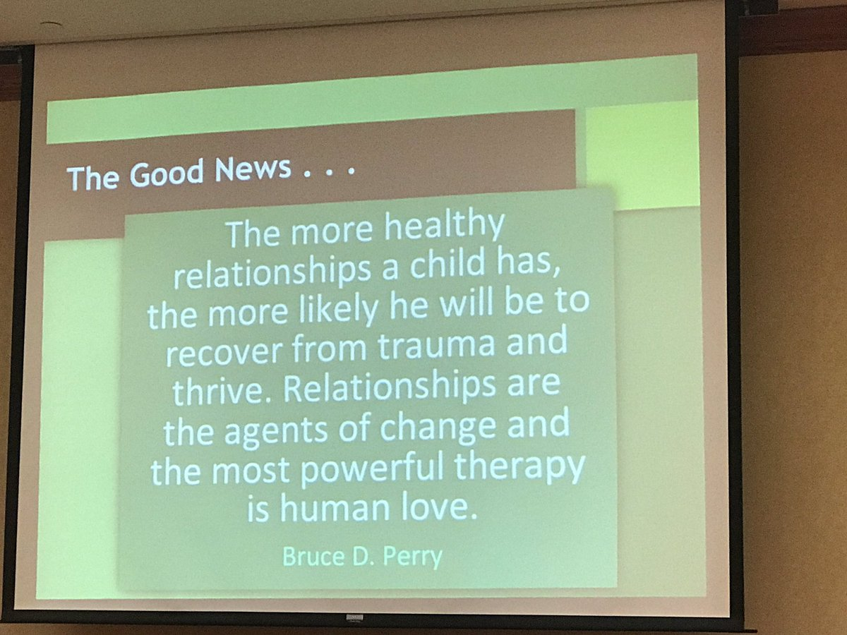 The good news... #mola35 @HOMRPDC @MizzouEducation #traumainformed