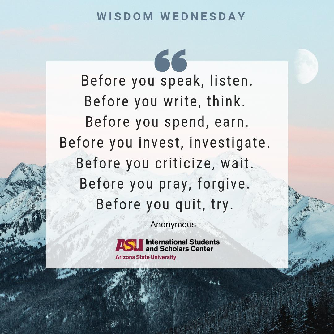 Quote of the week  #ISSC #WisdomWednesday <br>http://pic.twitter.com/38DEjEfCFR