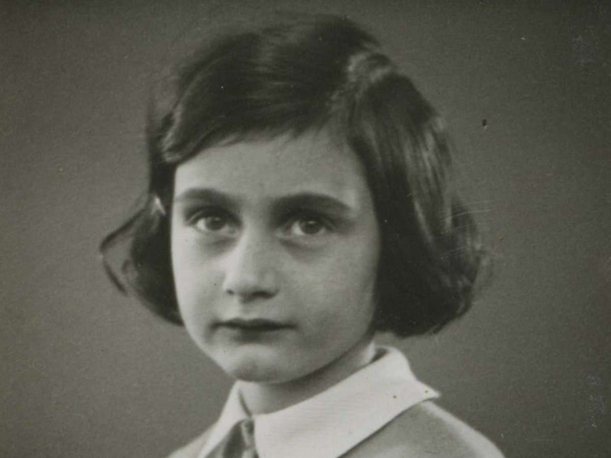 """People can tell you to keep your mouth shut, but that doesn't stop you from having your own opinion. Even if people are still very young, they shouldn't be prevented from saying what they think.""—#AnneFrank #Anne90"