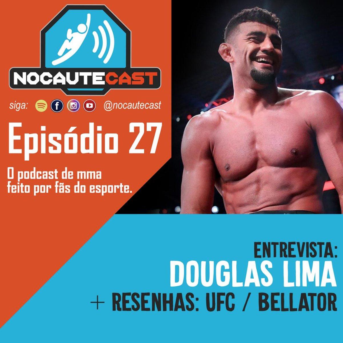 Episodio novo do NocauteCast!! - Entrevista com @PhenomLima e resenha do ufc 123.   https://youtu.be/XMxS0rDwhAc
