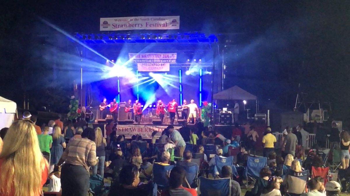 Strawberry Festival 2020 Fort Mill.Clover Recreation Clover Rec Twitter