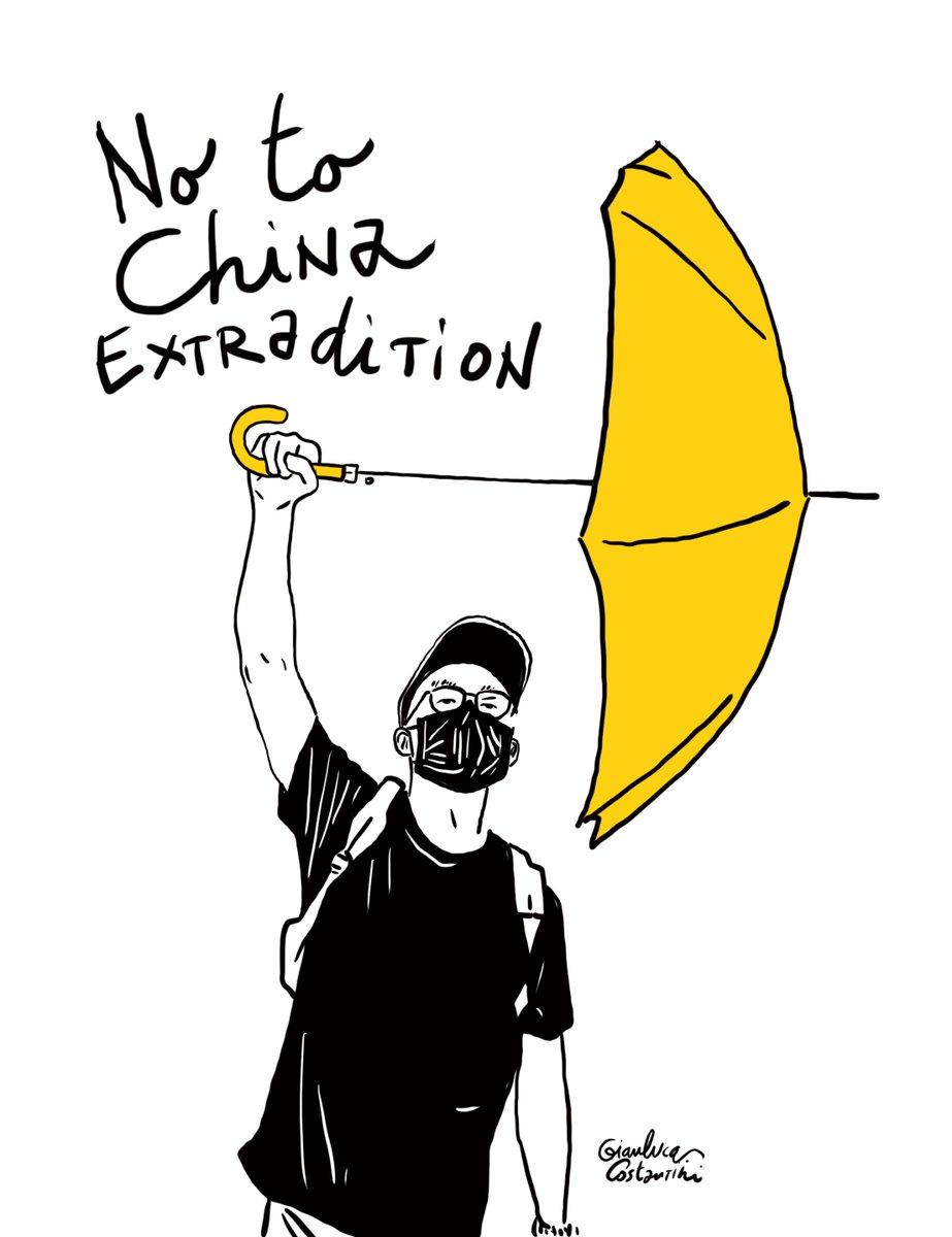 @channeldraw's photo on #HongKongProtest