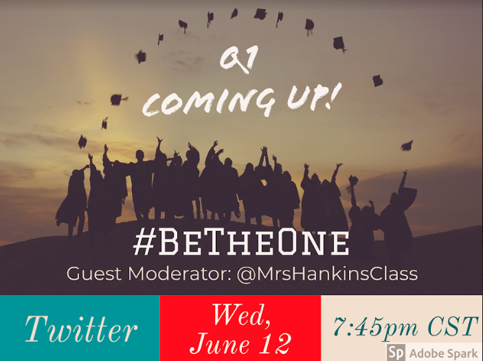 Question 1.... In ONE Minute #BeTheOne