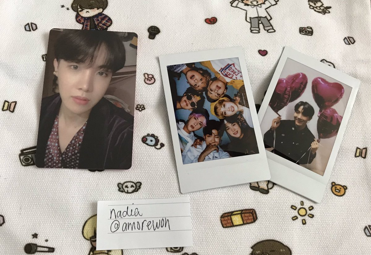 BTS GIVEAWAY 💜💜 - Official Hobi Persona pc - 2 custom bts polaroids (choose any pic you want) RT to enter!! WW 🌎 (you don't need to follow) ends June 26 #6YearsWithOurHomeBTS #HBD_BTS #ARMY #2019BTSFESTA