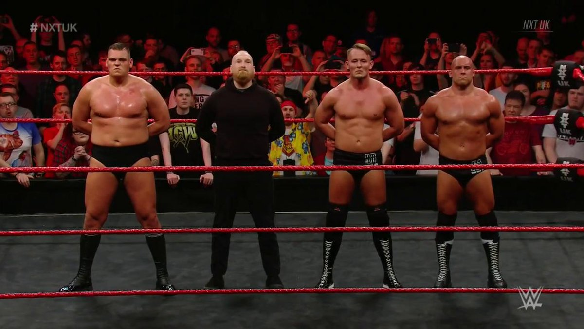 WWE NXT UK Stable Imperium Expands With Addition Of Alexander Wolfe (Photos, Videos)