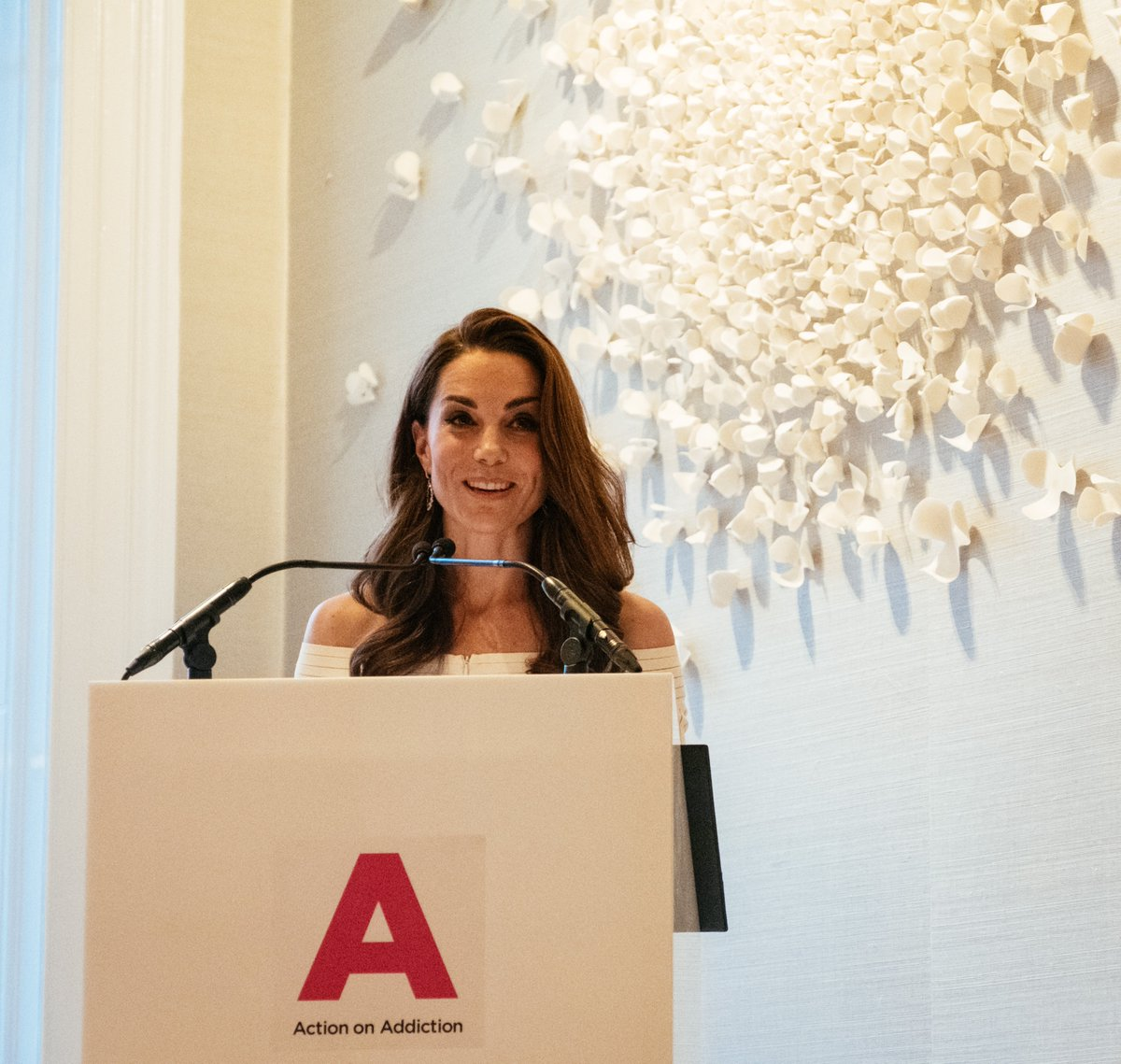 Kensington Palace Releases Kate Middleton's Full Speech from this Week's Gala Dinner and…Whoa