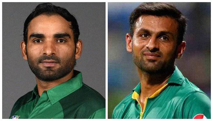 These two - Asif Ali and Shoaib Malik are the genuine culprits of today's match. Asif Ali dropped two easy catches besides scoring just 5 runs while Shoaib Malik scored his 4th duck in England apart from his pathetic ground fielding to concede more than 10 runs.#PAKvAUS #CWC19